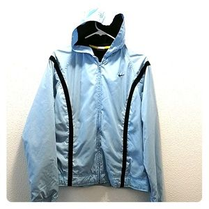 Nike Boys Full Zip Hooded Jacket L 12-14
